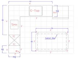 kitchen design graph paper kitchen design layout grid sunny
