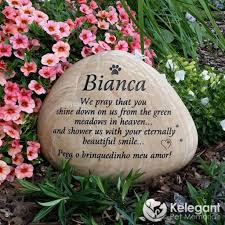 garden plaques memorial garden stones home outdoor decoration