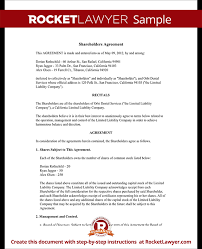 investors agreement investor contract agreement form with sample
