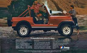 jeep print ads 44 of the most bodacious car ads of the 1980s u2013 feature u2013 car and
