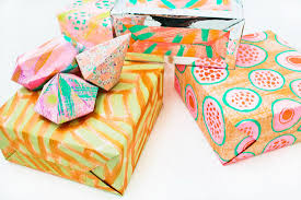awesome wrapping paper d e s i g n l o v e f e s t 3 awesome wrap ideas