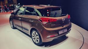 hyundai to include new 1 0 liter turbocharged engine on the i20 in