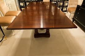 Baker Dining Room Furniture by Column Dining Table Baker Furniture Luxe Home Philadelphia