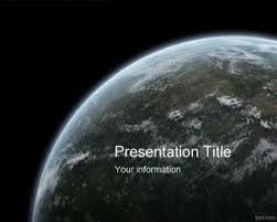Templates Powerpoint Earth | free earth powerpoint template free powerpoint templates
