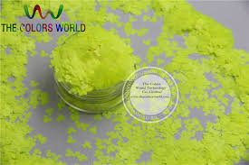 tcf500 solvent resistant neon yellow color mickey mouse shape