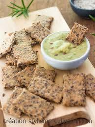 je cuisine sans gluten crackers sans gluten aux graines de je cuisine sans gluten