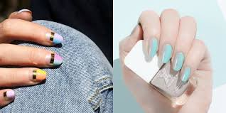 how to ombre nail art effect no sponges gradient nails rewiew how