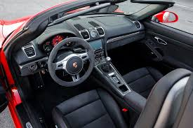 porsche interior 2016 car picker porsche boxster interior images