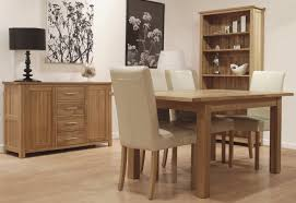 Oak Furniture Eton Solid Oak Furniture Small Dresser Display Cabinet Amazon Co