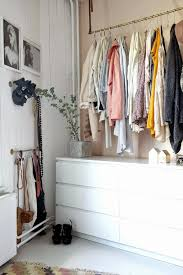 8 storage solutions for limited closet space the everygirl