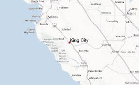 california map king city king city weather forecast