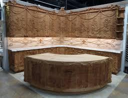 carved victorian kitchen cabinet by borchik lumberjocks com