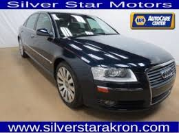 bedford audi ohio used audi a8 l for sale in bedford oh 9 used a8 l listings in