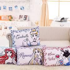 wholesale cartoon cartoon snow white feather cushion cute cartoon