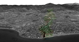River Bed Definition 969 Arquitectos U2013 Definition Study Of Intervention Strategies In