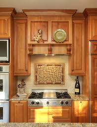 kitchen kitchen backsplash blonde cabinets kitchen gas stove