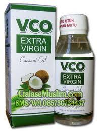Salep Vco jual vco coconut 125 ml ath thoifah etalase muslim