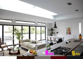 kitchen and dining design ideas living room kitchen and dining room design at modern home designs