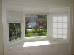 outside mount blinds bay window google search ventanas puertas