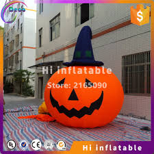 compare prices on halloween pumpkin inflatable online shopping