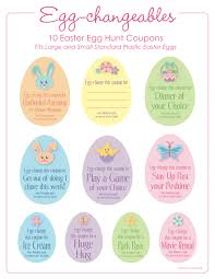 spirit of halloween coupons 10 cheap ways to fill easter eggs for children u0026 free printable