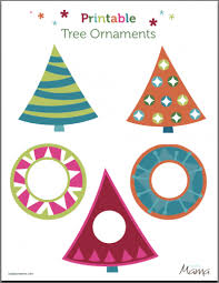 free printable ornaments for