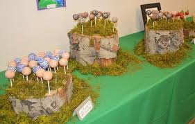 Spongebob Centerpiece Decorations by Birthday Party Ideas Party Craft Ideas Diy Inspired