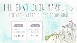 the gray door market hunt for decor