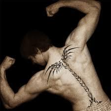 spine tattoos3d tattoos