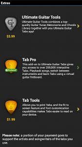 guitar tab pro apk app ultimate guitar tabs chords