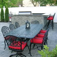 Bellagio Patio Furniture with Incredible Fortunoff Patio Dining Sets Bellagio Sling Aluminum