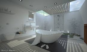 bathroom white bathtub valve stainless faucet 3ds max design