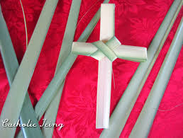 palm crosses for palm sunday 10 things to do with palms from palm sunday
