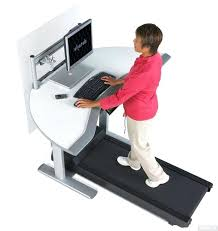 stand up desk treadmill best stand up desk images on treadmill