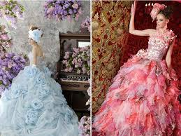 colorful wedding dresses what are the best alternative wedding dresses the best wedding