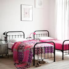 Bedrooms With Metal Beds 51 Stunning Twin Bedroom Ideas Ultimate Home Ideas