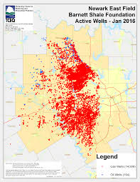 Show Me A Map Of Texas Barnett Shale Maps And Charts Tceq Www Tceq Texas Gov