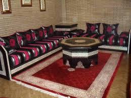marokkanische sofa orientalischer wohnstil
