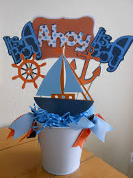 anchor baby shower decorations nautical baby shower ideas for boys storewide save 15 nautical