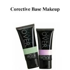 Corrective Base Makeup Makeover make corrective base makeup 01 cyanite daftar harga terbaru