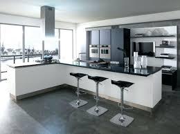 cuisine ouverte avec bar ilot cuisine bar affordable cuisine ouverte avec ilot bar with ilot