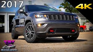 2017 jeep grand cherokee part 1 2017 jeep grand cherokee trailhawk ultimate in depth