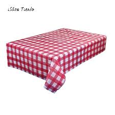 table covers for party scotland style home table cloth waterproof plastic tablecovers