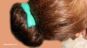 sock hair bun d i y sock bun tutorial how to create the sock bun hairstyle