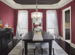 Best  Red Dining Rooms Ideas On Pinterest Long Walls Kitchen - Paint colors for living room and dining room