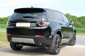 2017 land rover discovery sport trunk land rover discovery sport hse black 2 0 td4 automatic u2013 gkirby
