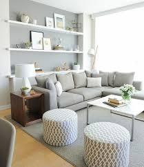 deco canapé gris déco salon idee deco salon pour un salon accueillant couleur