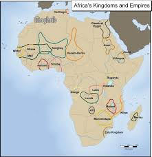 africa map before colonization the map of africa before colonisation look at what has become of
