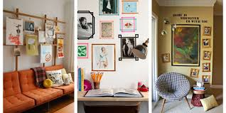 hang art alternative framing ideas how to hang pictures without a frame