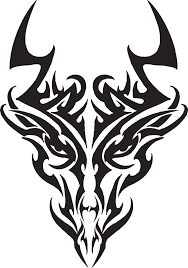 tatoo design tribal tribal dragon tattoo designs collection photo 1 creature